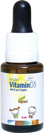 KINDER VITAMIN D3 (15 ml)