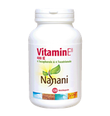 Nahani Vitamin E 400IE 120K