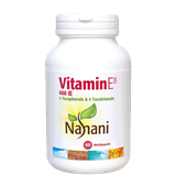 Nahani Vitamin E 400IE 60K